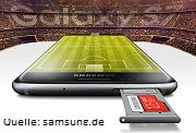 Gratis 128GB Speicherkarte bei Kauf eines Samsung Galaxy S7 oder S7 Edge - auch bei Verträgen oder Vertragsverlängerungen