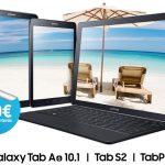 Bis zu 150€ Sommerprämie beim Kauf eines Samsung Tablets